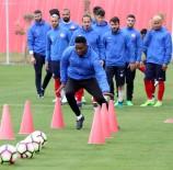 KEMAL YıLMAZ - Antalyaspor'da Trabzonspor Mesaisi Sürüyor