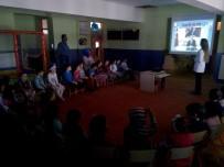 OSMAN ACAR - Aslanapa'da 525 Öğrenciye Trafik Eğitimi