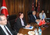 AYDIN VALİSİ - Aydın'da Turizmin Sorunları Basına Kapalı Konuşuldu