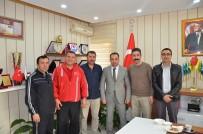 Badminton Federasyonundan İl Müdürü Yıldız'a Ziyaret