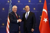 REX TILLERSON - Bakanı Çavuşoğlu ABD'li Mevkidaşıyla Görüştü