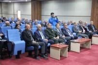 NUSRET DIRIM - Bartın'da Koordinasyon Kurulu Toplantısı Yapıldı