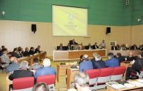 AHMET ÖZCAN - Başkan Akyürek Açıklaması 'Yeni Dönemde Yatırımlar Artarak Devam Edecek'