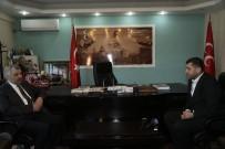SEÇİM SÜRECİ - Başkan Çelik'ten AK Parti Ve MHP İl Başkanı'na Teşekkür