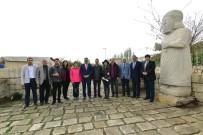 SELAHATTIN GÜRKAN - Başkan Gürkan Şehre Dokunanlar Programının Çekimlerine Katıldı