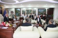 Başkan Kamil Saraçoğlu Açıklaması Turizm Adeta Bacasız Fabrika