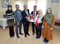 KUDÜS - Başkan Polat Öğrencilerle Buluştu