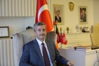 MEHMET TAHMAZOĞLU - Başkan Tahmazoğlu Turizm Haftasını Kutladı