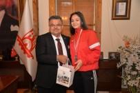 Bilecik Belediye Başkanı Selim Yağcı Başarılı Sporcuları Ağırladı