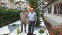 Burhaniye'de, Tarım Çalışanlarının Yeşillendirme İmecesi