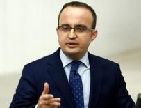 BÜLENT TURAN - CHP'nin YSK başvurusuna AK Parti'den ilk yanıt