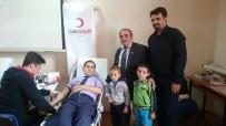 AKıN AĞCA - Çifteler'de Türk Kızılay'ına 'Kan Kök Hücre' Bağışı