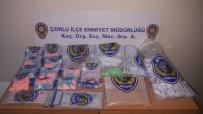 EROIN - Çorlu'da Uyuşturucu Operasyonu Açıklaması 7 Gözaltı