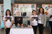 YABANCI DİL EĞİTİMİ - Cunda MTAL'de TUBİTAK Bilim Fuarı Açılışına İlgi Yoğun Oldu