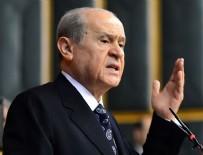 KEFEN - Devlet Bahçeli'den Fatih Portakal'a tepki