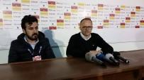 Evkur Yeni Malatyaspor - Eskişehirspor Maçının Ardından