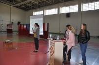 MAKEDONYA - Fen Lisesi'nin Hazırladığı AB Projesinin Açılışı Yapıldı