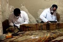 HANEDAN - Firavun dönemine ait 6 mumya bulundu