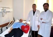 AHMET ÖZDEMIR - Geçici Ölüm Yaşayan Hasta Hayata Döndürüldü