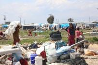 ALACAK VERECEK MESELESİ - Gerginliğin Yaşandığı Mahalledeki Suriyeliler Tahliye Edildi
