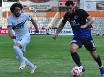 MEHMET ŞAHAN YıLMAZ - Giresunspor, Adana Demirspor'u 2-1'Le Geçti