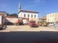 Hanay Cami Eski Güzelliğine Kavuşuyor