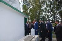 Hatay'da Mezarlara Çirkin Saldırı