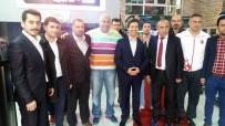 BAŞKAN ADAYI - Hayri Ülgen'e Göre Evkur Yeni Malatyaspor 'Şampi...'