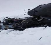 Helikopterin Enkazına Ulaşıldı Açıklaması 12 Şehit