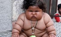 OBEZİTE - Hindistan'da 8 Aylık Bebek 17 Kilo Ağırlında