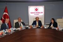 ADıYAMAN ÜNIVERSITESI - İl Koordinasyon Kurulu Toplantısı Vali Abdullah Erin Başkanlığında Yapıldı