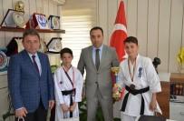 KARATE - İl Müdürü Yıldız, Başarılı Karatecileri Ödüllendirdi