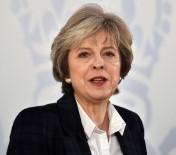 THERESA MAY - İngiltere erken seçime gidiyor