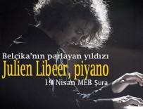 MÜZIKAL - Julien Libeer 34. Uluslararası Ankara Müzik Festivali'nde