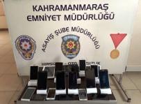 MOBESE - Kahramanmaraş'ta Hırsızlık Ve Uyuşturucu Operasyonu