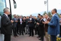 UMRE - Karabük Üniversitesi Öğrencileri Dualarla Umre'ye Uğurlandı