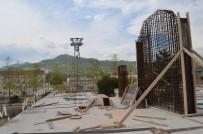 Karadeniz'in En Uzun Mesafeli Teleferik Projesi Trabzon'da Hizmete Girecek