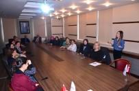 İNSANOĞLU - Kartepe Belediyesi'nde Öfke Kontrolü Eğitimi