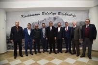 YOL HARITASı - KASTOD'dan, Başkan Babaş'a Turizm Teşekkürü
