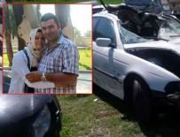 HABERTÜRK - Kazada kopan atın kafası sürücüyü öldürdü