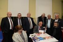 KÜLTÜR SANAT - Kent Tarihçisi Çimrin Kitaplarını İmzaladı