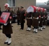 MURAT ZADELEROĞLU - Kore Gazisi Askeri Törenle Son Yolculuğuna Uğurlandı