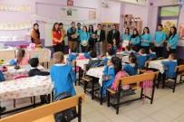 İSLAMKÖY - Köy Okuluna Kütüphane Projesi