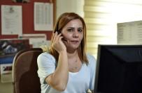 MAMAK BELEDIYESI - Mamak Belediyesi Çağrı Merkezi 7 Gün 24 Saat Hizmet Veriyor