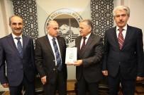 REFERANS - Melikgazi İlçe Müftüsü Musa Dolar, Başkan Büyükkılıç'ı Ziyaret Etti