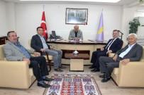 MHP İl Başkanı Karagöz'den ESOB'a Referandum Ziyareti
