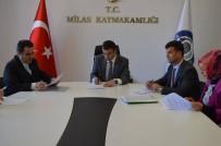 Milas'ta Bilinçli Evlilik İçin Protokol İmzalandı