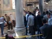 KAHIRE - Mısır'da kiliseye terör saldırısı