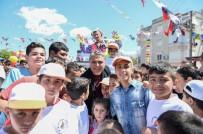 ÇOCUK OYUNLARI - Muratpaşa'da 23 Nisan Şenliği 3 Gün Sürecek