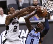 TONY PARKER - NBA'de Play-Off Heyecanı Devam Ediyor